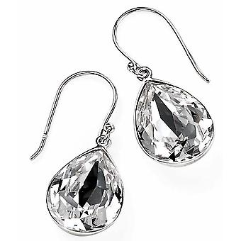 925 Silver Crystal Earring