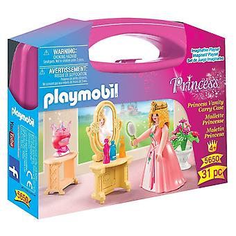 Playmobil 5650 Prinzessin Eitelkeit Tragen Fall - klein