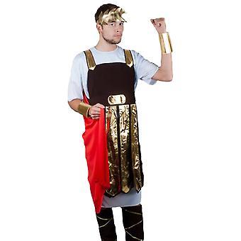 Trajes de los hombres los hombres de Guerrero romano