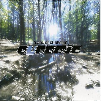 Dynamic - Land of Chakri-La [CD] USA import