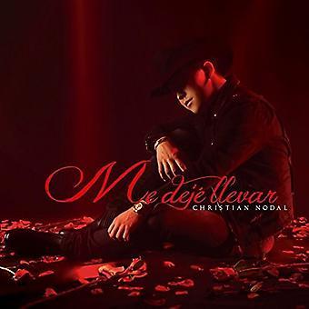 Christian Nodal - Me Deje Llevar [CD] USA import
