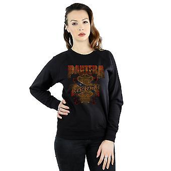 Pantera Women's Death Rattle Sweatshirt