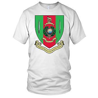 Royal Marines CTCRM Commando trening sentrum Mens T skjorte