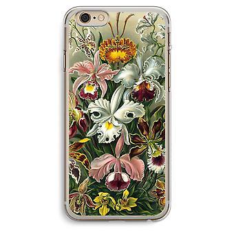 iPhone 6 Plus / 6S Plus trasparente (Soft) - caso Haeckel Orchidae