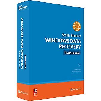 Звездная Феникс Windows данных восстановления профессиональный