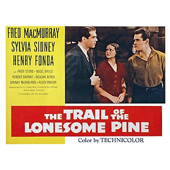 The Trail Of The Lonesome Pine Still