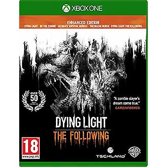 Dying Light The Following Enhanced Edition (Xbox One) - New