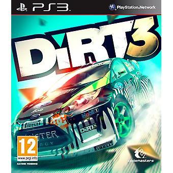 DiRT 3 (PS3) - Uusi