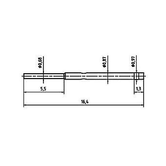 Luva de ponta do PTR H 1007 C precisão teste