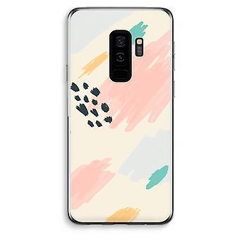 Samsung Galaxy S9 Plus custodia trasparente (Soft) - domenica Chillings