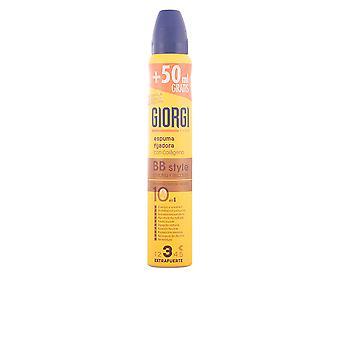 Giorgi Bb Style Espuma Extrafuerte Nº3 210 + 20 Ml Unisex