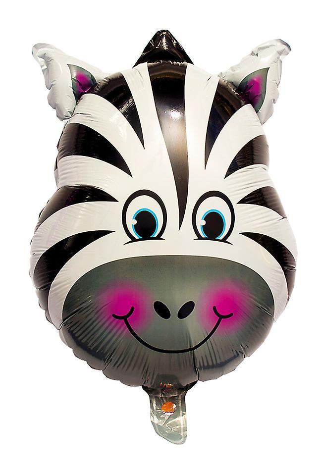 Folieballong Zebra 56cm