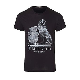 T-shirt Logo Mtk0450 - Billionaire
