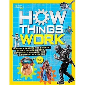 Hoe dingen werken door T J Resler - 9781426325557 boek