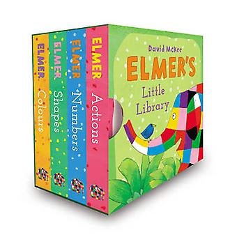 Elmer's Little Library by David McKee - 9781783443963 Book