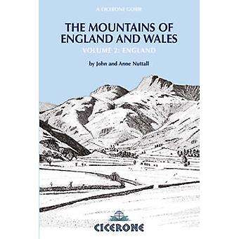 The Mountains of England and Wales - England - Volume 2 (3rd Revised ed