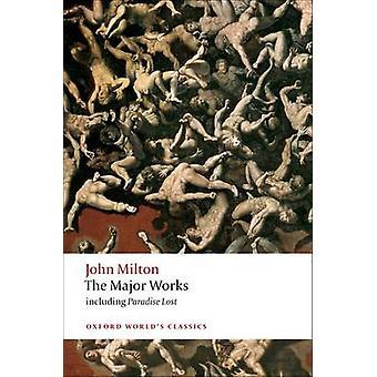 John Miltonin tärkeimmät teokset - 9780199539185 Kirja
