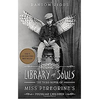 Library Of Souls by Ransom Riggs - 9781594749315 Book