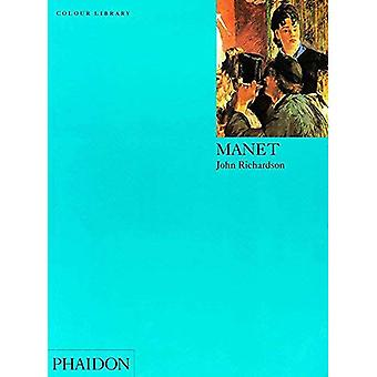 Manet (Phaidon couleur Library)