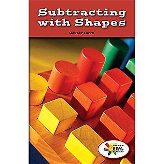 Aftrekken met Shapes (Rosen Real lezers: stuurpen en stoom-collectie)