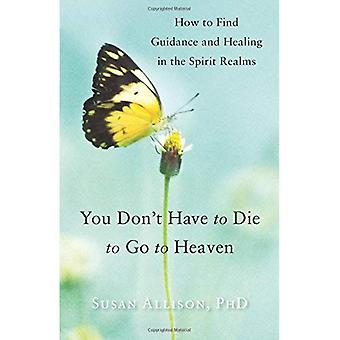 You Don't Have to Die to Go to Heaven: How to Find Guidance and Healing in the Spirit Realms