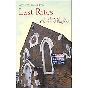 Last Rites: The End of the Church of England