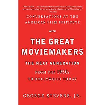 Gesprekken op de American Film Institute met de grote filmmakers: de volgende generatie van de jaren 1950 om te...