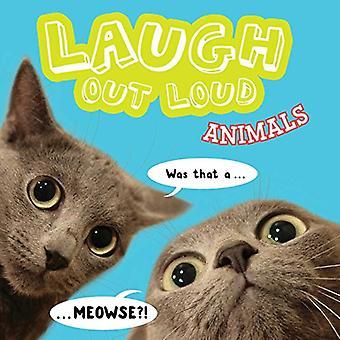 Skratta högt djur (skratta högt)