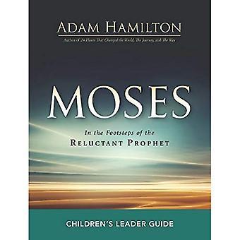 Mozes Kinder leider gids: In de voetsporen van de onwillige profeet (Mozes)