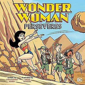 Wonder Woman Perseveres (DC Super Heroes karakter uddannelse)