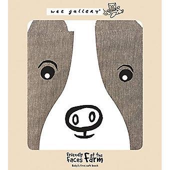 Wee Gallery vänliga ansikten: Farm UK (Wee Gallery trasa böcker)