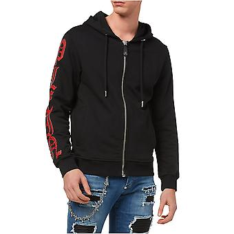 Zipped Sweatshirt Mjb0320-Philipp Plein