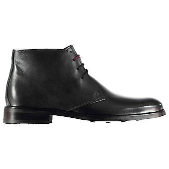 Firetrap Mens Blackseal Argyll Boots