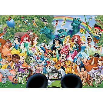 Educa den vidunderlige verden af Disney II Jigsaw Puzzle (1000 stykker)