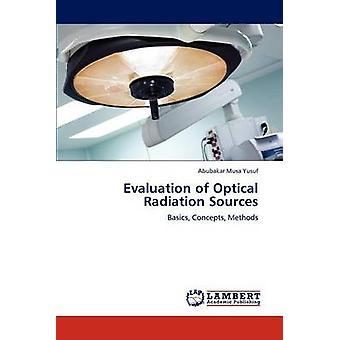 Valutazione delle sorgenti di radiazioni ottiche di Yusuf & Abubakar Musa