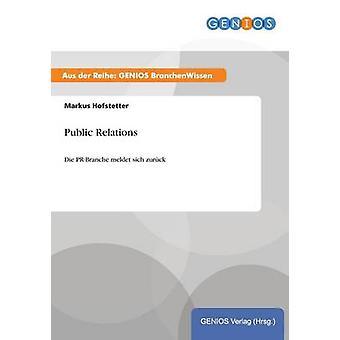 Public Relations von Hofstetter & Markus