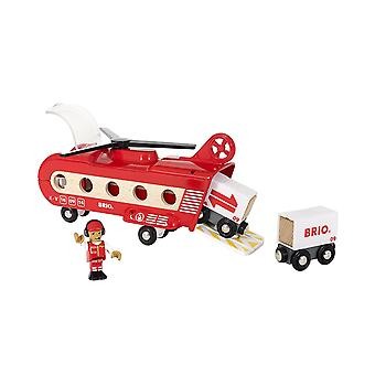 BRIO World - hélicoptère de Transport de fret