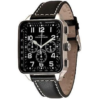 Zeno-Watch Herrenuhr SQ Pilot Chronograph 2020 159TH3-a1