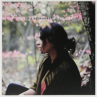 Kris Delmhorst - Blood Test [Vinyl] USA import