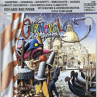 Cimarosa/Donizetti/Giampieri - Il Carnevale Di Venezia [CD] USA import