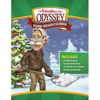 Adventures in Odyssey Advent Activity Calendar - Countdown to Christma