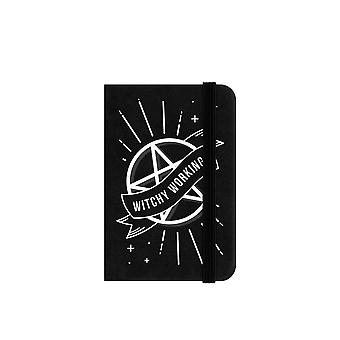 Grindstore Witchy Workings Mini Notebook