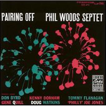 Phil Septet Woods-parning av [CD] USA import