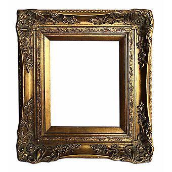 20x25 cm oder 8x10 Zoll, Fotorahmen in Gold