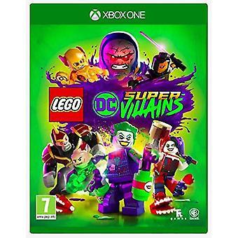 Lego DC Super-Villains Xbox One Game