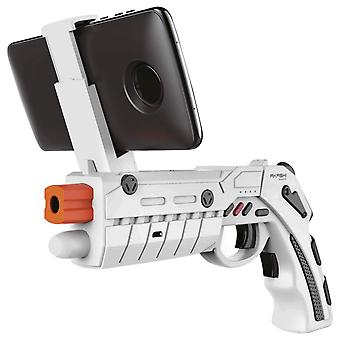 Realidad Aumentada Bluetooth Pistola Smartphone Akashi Blanco