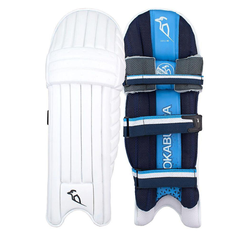 Kookaburra 2019 Rampage Pro Cricket Batting Pads Leg Guards Blue