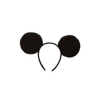Adultes Micky Mouse Ears Headband Fancy Dress Costume Accessoire