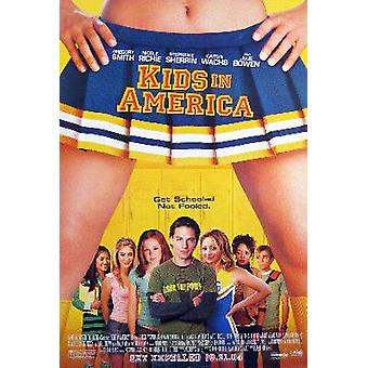 Barn i Amerika (enkelsidig Regular) original Cinema affisch