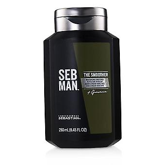 Sebastian Seb Man The Smoother (Acondicionador hidratante) - 250ml/8.45oz